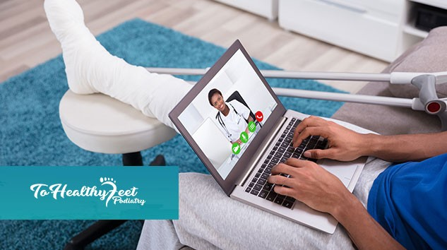 We Are Still Here For You! Virtual Consultations for Your Foot / Ankle Care
