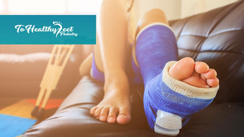 How to tell if you ankle pain is a fracture or a sprain - NYC Foot Clinic To Healthy Feet