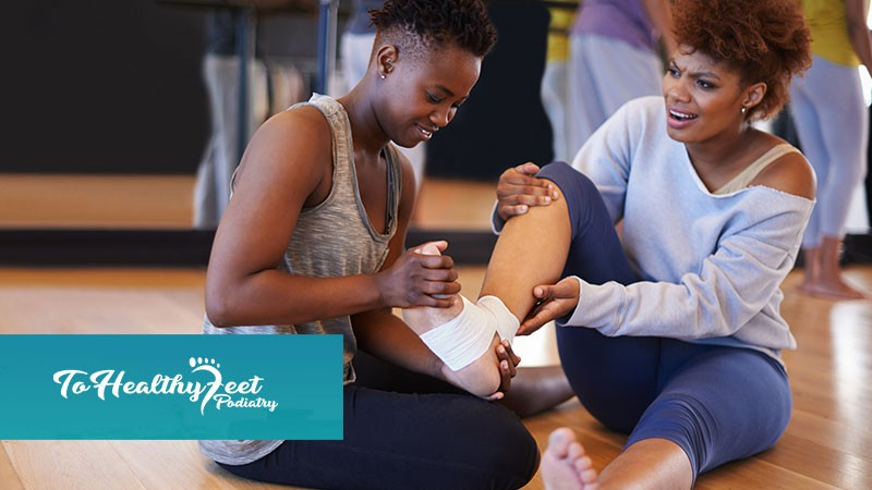 7 of the most common foot ailments that you may experience as a dancer - To Healthy Feet Podiatry NYC