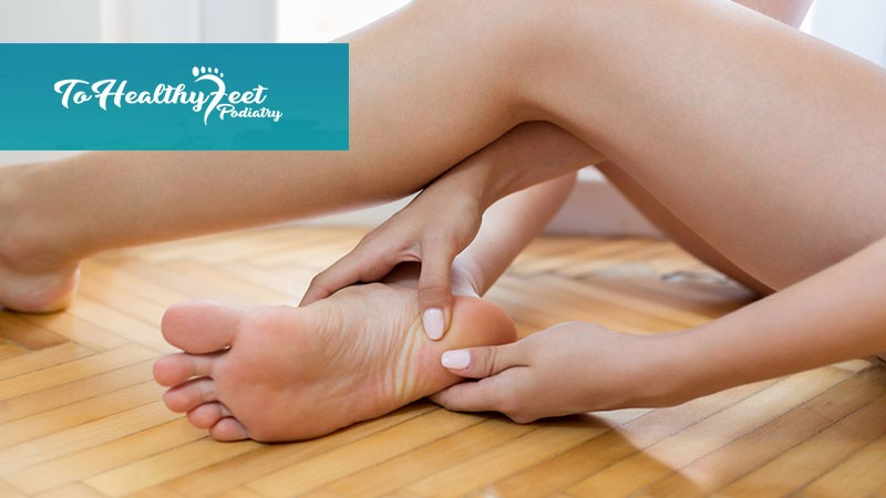 Plantar Fasciitis NYC | To Healthy Feet Manhattan